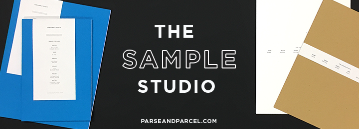 THE-SAMPLE-STUDIO-PAPER-SAMPLES-PARSE-PARCEL